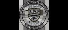 Het logo van de American Board of Hypnotherapy (ABH)