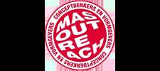 Het logo van MAS OUTREACH, klant voor verschillende coachingstrajecten bij SenSolid.